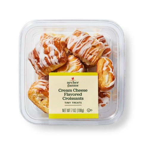Cheese Croissant Tiny Treats - 10ct - Archer Farms™ - image 1 of 3