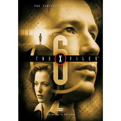 The X-Files: The Complete Sixth Season (DVD) - image 1 of 1