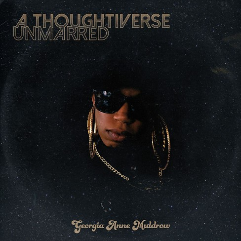Georgia ann muldrow - Thoughtiverse unmarred (CD) - image 1 of 1