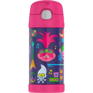Thermos Trolls 12oz FUNtainer Water Bottle