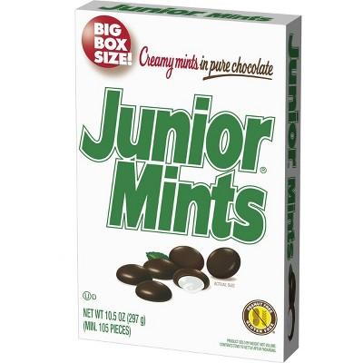 Junior Mints Candies - 10.5oz