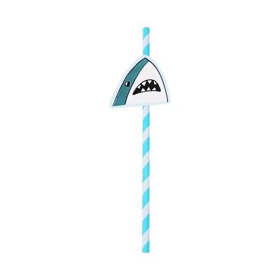 Shark Paper Straws - Spritz™