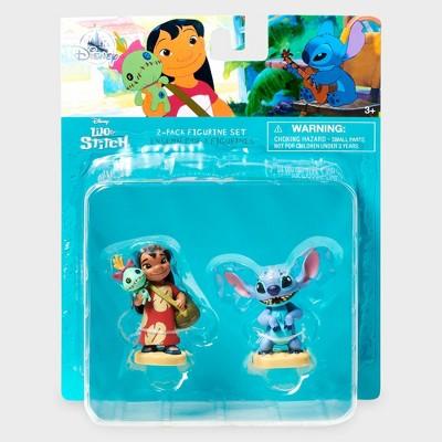 Disney Lilo & Stitch Mini Figure 2pk - Disney store