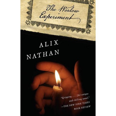 The Warlow Experiment - by  Alix Nathan (Paperback) - image 1 of 1