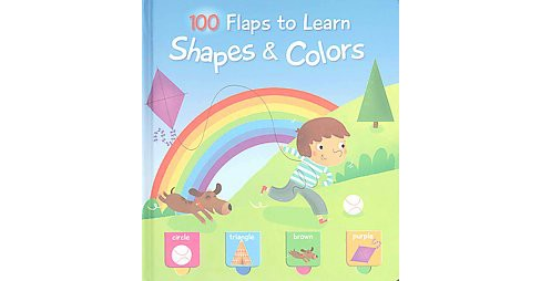 Shapes & Colors (Hardcover) - image 1 of 1