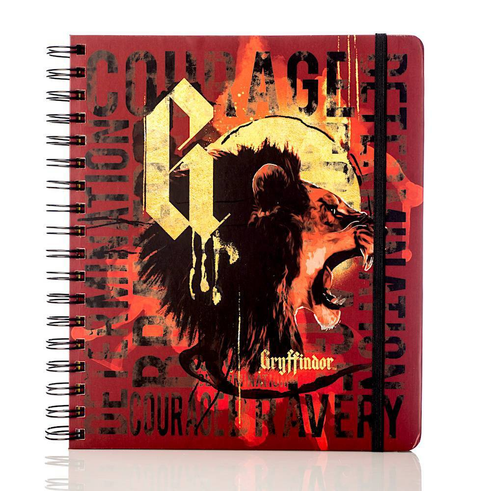 "Image of ""2020 Harry Potter Conquest Planner 7"""" x 9"""" Gryffindor"""