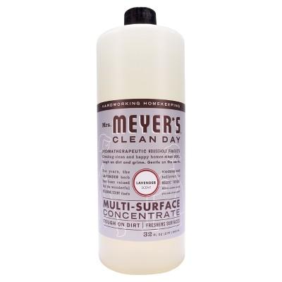 Mrs. Meyer's® Lavender Multi-Surface Concentrate - 32 fl oz