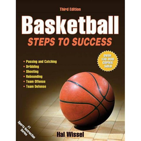 Basketball - (Sts (Steps to Success Activity) 3 Edition by  Hal Wissel (Paperback) - image 1 of 1