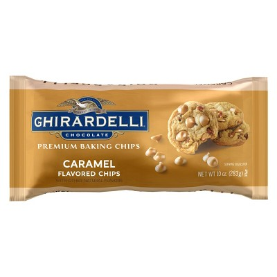 Baking Chips & Chocolate: Ghirardelli Caramel Baking Chips