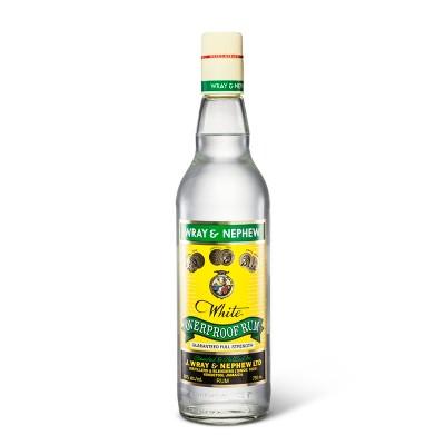 Wray & Nephew White Rum - 750ml Bottle