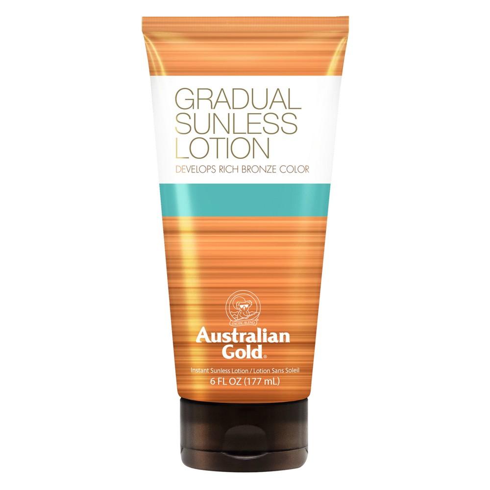 Image of Australian Gold Gradual Sunless Lotion - 6 fl oz