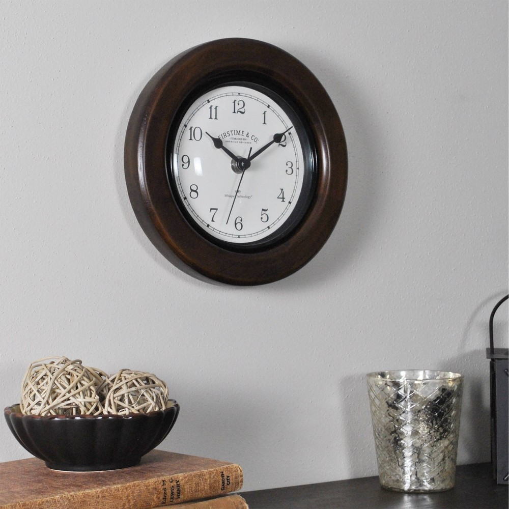Evans Wall Clock Firstime 38 Co