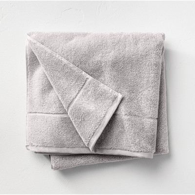 Modal Bath Towel Light Gray - Casaluna™