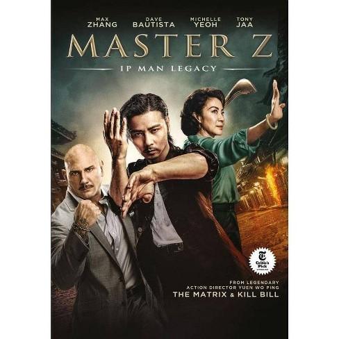 Master Z: Ip Man Legacy (DVD)(2019) - image 1 of 1