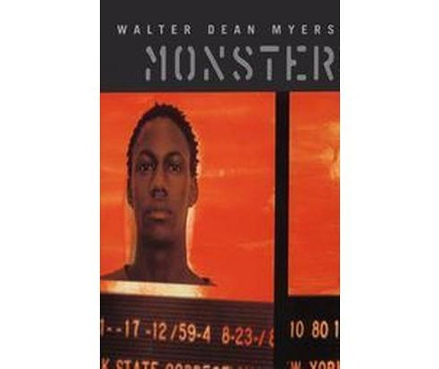 Monster (Hardcover) (Walter Dean Myers) - image 1 of 1