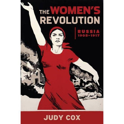 The Women's Revolution - by  Judy Cox (Paperback) - image 1 of 1
