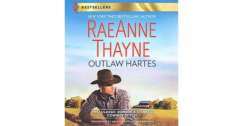 Outlaw Hartes : The Valentine Two-Step / Cassidy Harte and the Comeback Kid (Unabridged) (CD/Spoken - image 1 of 1