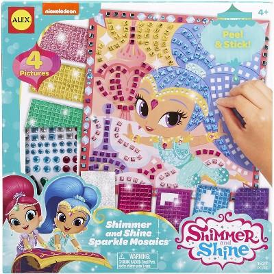 Alex Shimmer and Shine Sparkle Mosaics