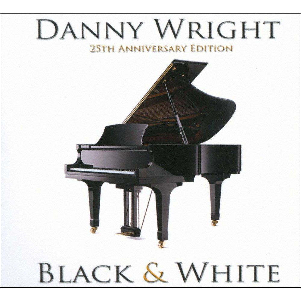 Danny Wright - Black And White (CD)