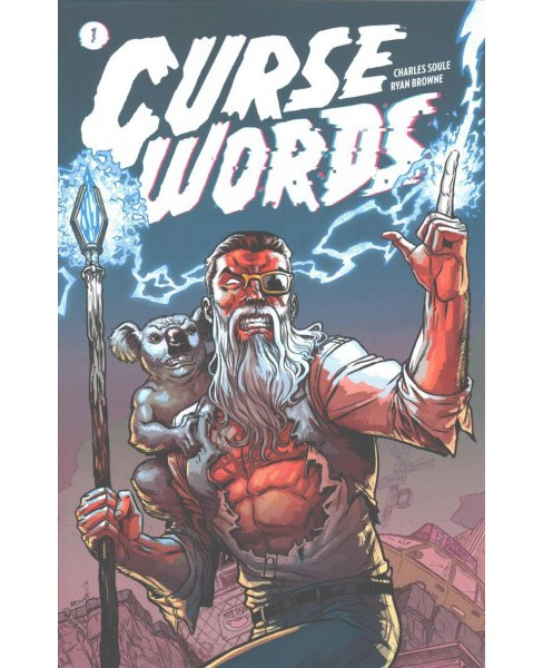 Curse Words 1 : The Devil's Devil -  (Curse Words) by Charles Soule (Paperback) - image 1 of 1