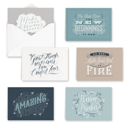 Great Things Greeting Card - Canopy Street - image 1 of 1