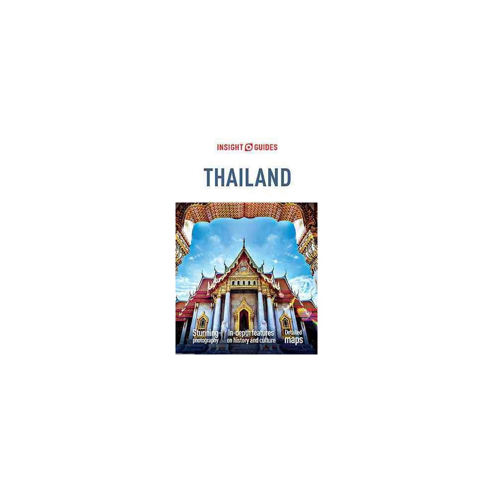 Insight Guides Thailand (Paperback) (Justyna Kosecka)