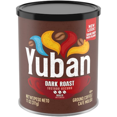 Yuban Dark Roast Ground Coffee - 11oz - image 1 of 3