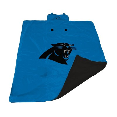 NFL Carolina Panthers All Weather Outdoor Blanket - XL
