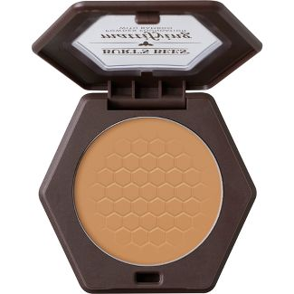 Burts Bees 100% Natural Mattifying Powder Foundation - 1130 Nutmeg - 0.3oz