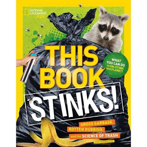 This Book Stinks! - by  Sarah Wassner Flynn (Paperback) - image 1 of 1