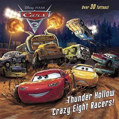 Thunder Hollow Crazy Eight Racers (Paperback) (Kristen L. Depken)