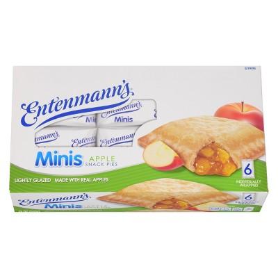 Entenmann's Mini's Apple Snack Pies - 11.5oz