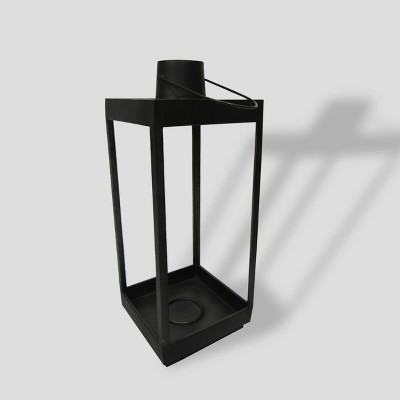 22  Aluminum Cast Outdoor Lantern - Threshold™