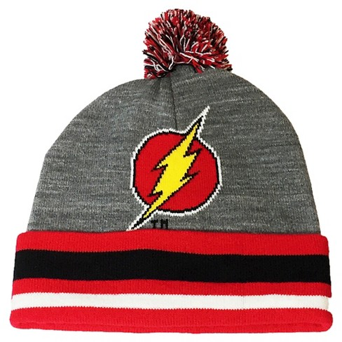 Beanies DC Comics The Flash Grey - image 1 of 1
