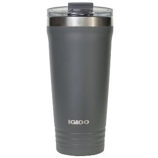 Igloo Seneca Insulated Stainless Steel 30oz Tumbler -Gunmetal