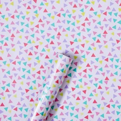 Triangle Confetti Gift Wrapping Paper - Spritz™
