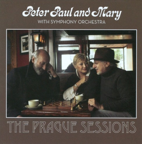 Paul & mary peter - Peter paul and mary:With symphony orc (CD) - image 1 of 3