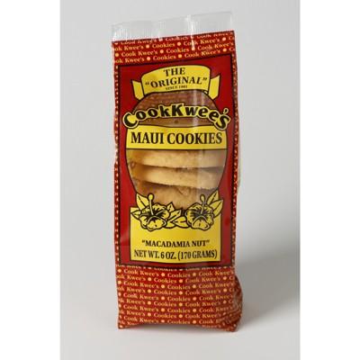 Maui Cook Kwee's Macadamia Nut - 6oz