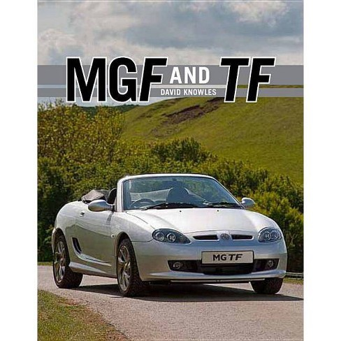 MGF and TF - by  David Knowles (Hardcover) - image 1 of 1