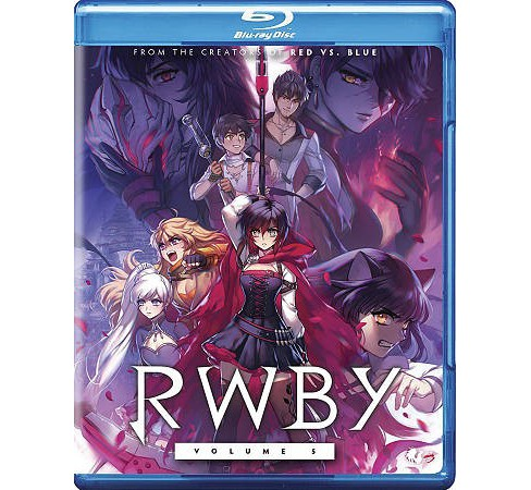 Rwby:Vol 5 (Blu-ray) - image 1 of 1