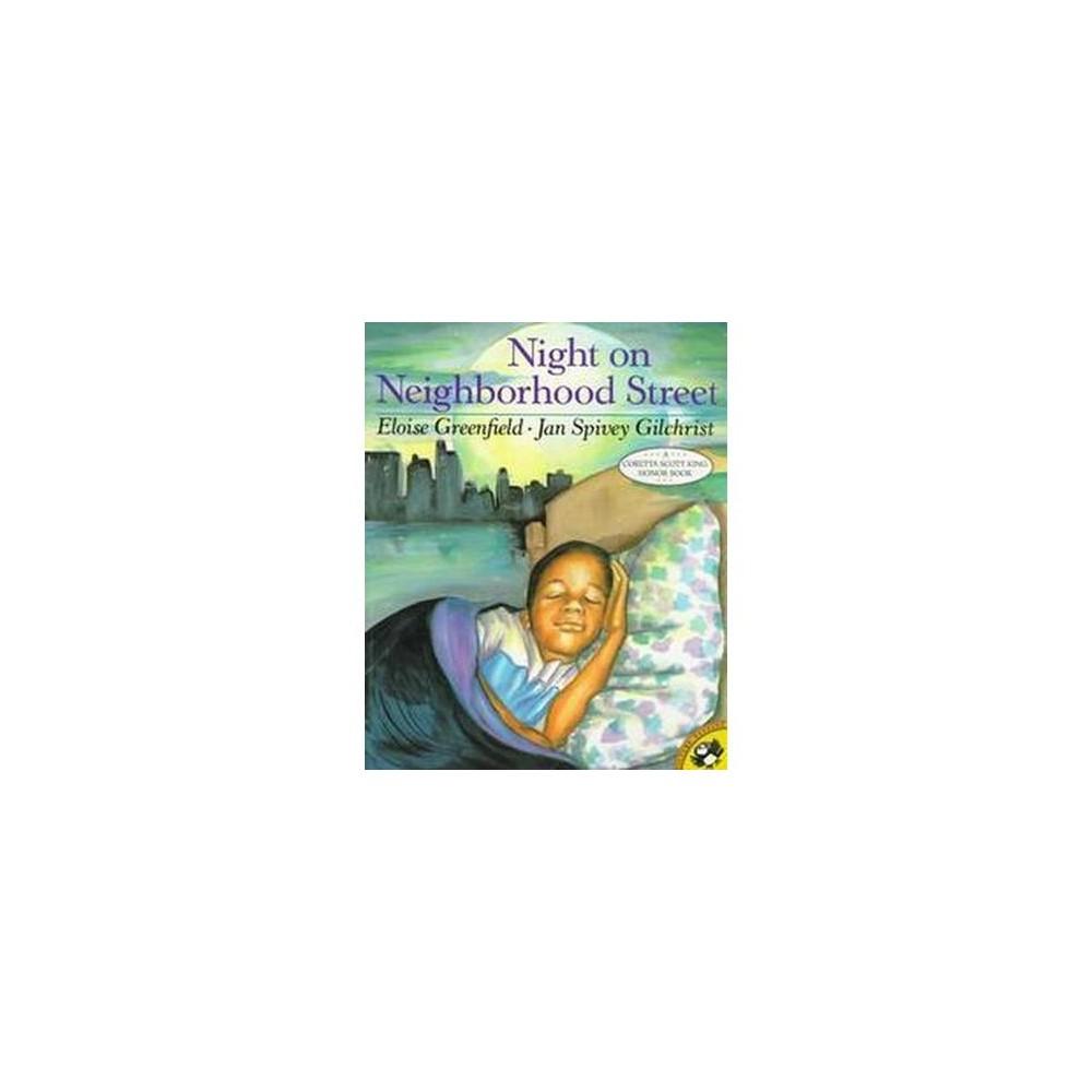 Night on Neighborhood Street (Reprint) (Paperback) (Eloise Greenfield)
