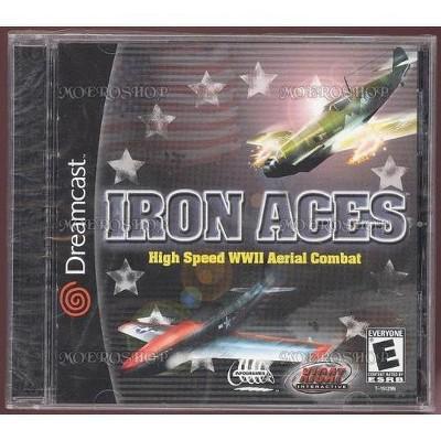 Iron Aces: High Speed WWII Aerial Combat - Sega Dreamcast