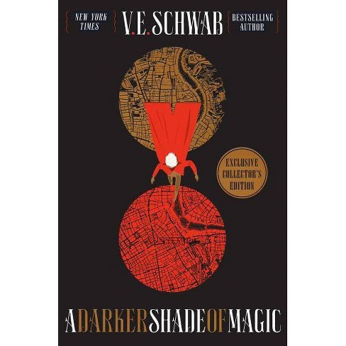 A Darker Shade of Magic Collector's Edition - (Shades of Magic) by  V E Schwab (Hardcover) - image 1 of 1