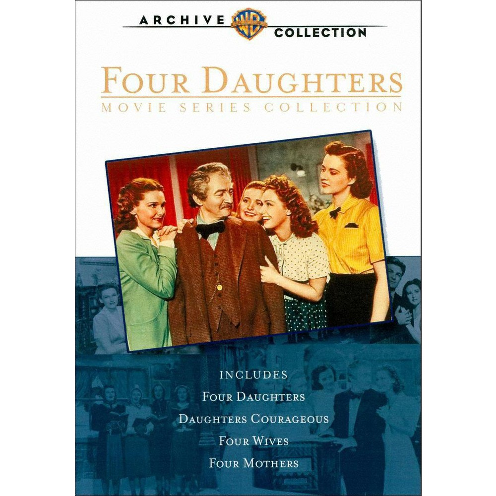 Four Daughters Movie Series Collectio (Dvd)