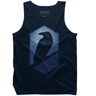 GUARDIAN Mens Graphic Tank Top - Design By Humans