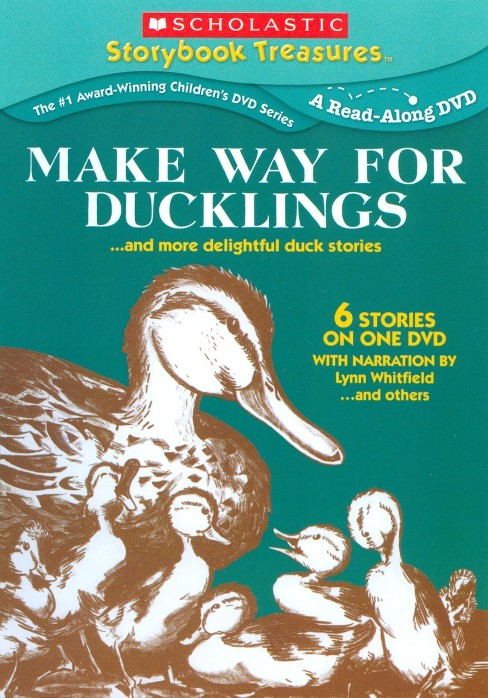 Make way for ducklings (DVD) - image 1 of 1