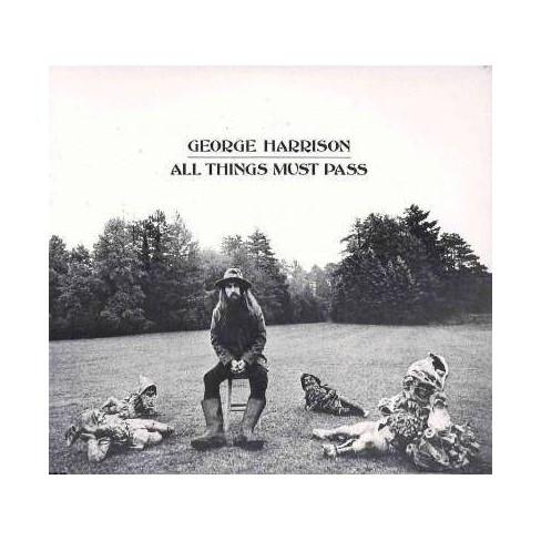 George Harrison - All Things Must Pass (2014) (bonus Tracks) (CD) - image 1 of 2