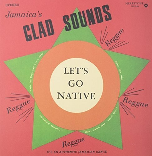 Gladstone anderson - Glad sounds (Vinyl) - image 1 of 1