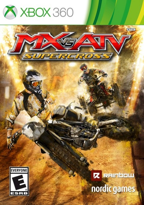 MX vs. ATV: Supercross Xbox 360 - image 1 of 1