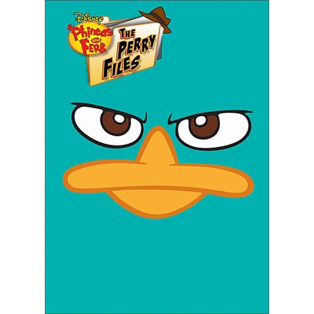 Phineas and Ferb: The Perry Files [2 Discs] [With Activity Kit] [Includes Digital Copy]